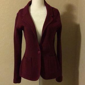 Audrey & Grace Sweater Jacket
